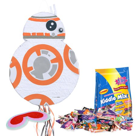 Star Wars Party Supplies Clearance (Star Wars Episode VII: The Force Awakens BB-8 Pinata Kit - Party)