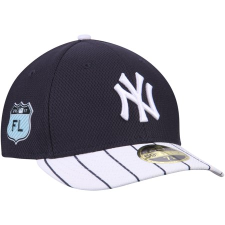 f19e336a098 New York Yankees New Era 2017 Spring Training Diamond Era Low Profile  59FIFTY Fitted Hat - Navy - Walmart.com
