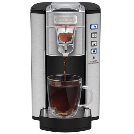 Cuisinart® Compact Single-Serve Coffee Maker - image 1 de 3