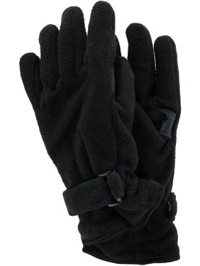 9b355cc4d Free shipping. Product Image Size Large/Xlarge Women's Anti-pill Fleece  Glove with Thinsulate Lining and Grip Patch