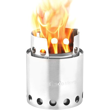 Solo Stove Lite Portable Outdoor Wood Burning Camping Backpacking Camp Stove ()