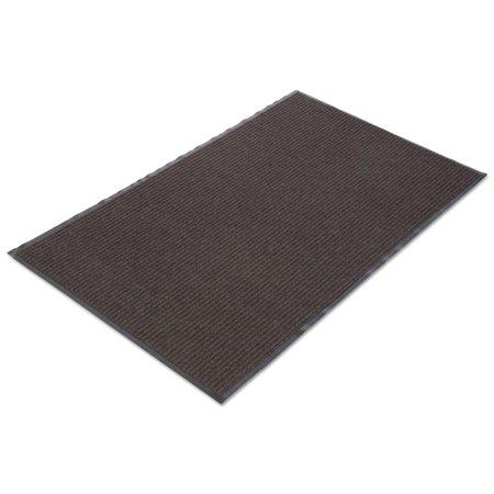Needle Rib Mat (Crown Needle Rib Wipe & Scrape Mat, Polypropylene, 48 x 72,)