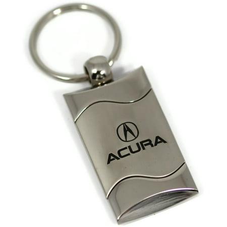 Acura Wave Rectangular Key Chain Walmartcom - Acura keychain