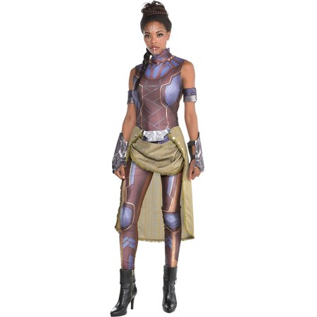Shuri Halloween Costume for Women, Black Panther, Extra Large, with Accessories](Shera Costumes)