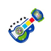 Baby Einstein Rock, Light & Roll Guitar Musical Baby Toy, Age 3 months and up