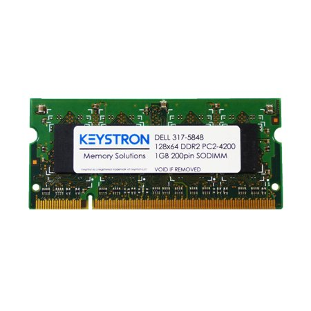 Dell 1 Gb Memory Upgrades - 1GB Memory Upgrade for Dell Laser Printer 2130CN 3110CN 3115CN 3130CN 5110CN 5530DN 5535DN (DELL P/N: 317-5848)