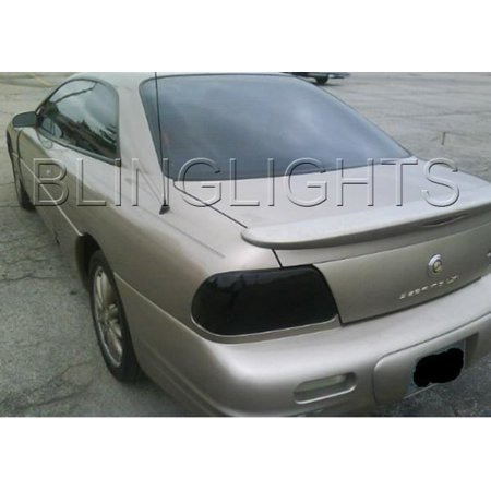 1995 1996 1997 1998 1999 2000 Chrysler Sebring Coupe Tinted Smoked Taillamps Taillights (1995 Chrysler Sebring)