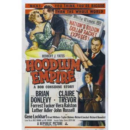 Halloween 2 Empire Review (Hoodlum Empire - movie POSTER (Style A) (27