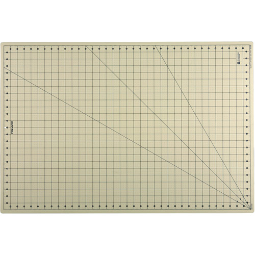 "Fiskars 2-Sided Cutting Mat, 12"" x 18"""