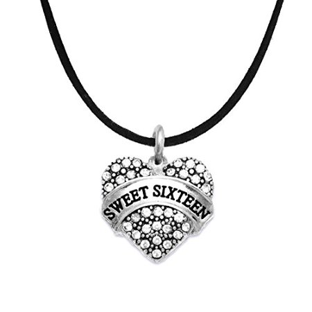 The Perfect Gift Sweet Sixteen Hypoallergenic Necklace, ©2015 Nickel, Lead, - Sweet Sixteen Jewelry Ideas