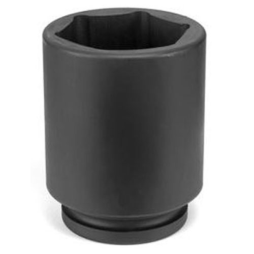 Drive SAE//Metric Deep Socket Set Grey Pneumatic 1512DM 30-Piece 1//2 in