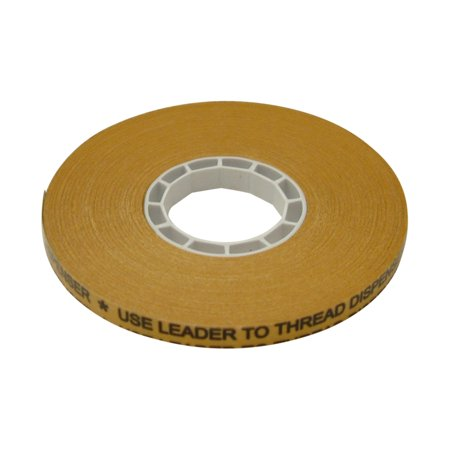 JVCC ATG-7502 ATG Tape: 1/4 in. x 36 yds. (Clear Adhesive on Gold Liner) *core for Scotch 1/4 dispensers