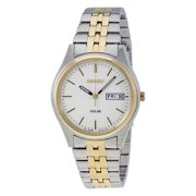 Seiko Men's SNE032 Gold Stainless-Steel Automatic Fashion Watch