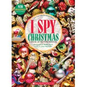 I Spy: I Spy Christmas: A Book of Picture Riddles (Hardcover)