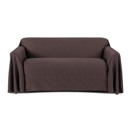 Belle Maison Rosanna Jacquard Large Sofa Slipcover