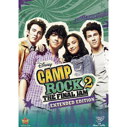 Camp Rock 2: The Final Jam (Extended Edition) (Widescreen)