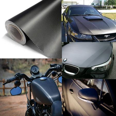 Orion Motor Tech 4D Carbon Fiber Vinyl Wrap 60x12