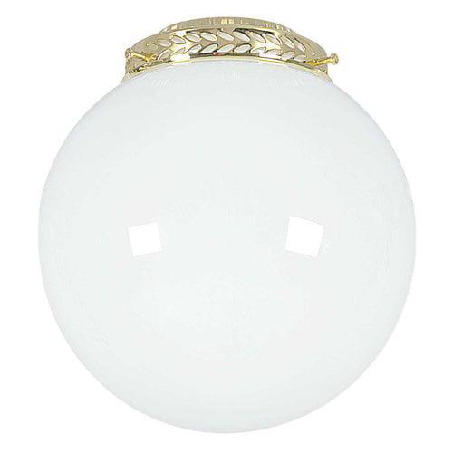 Concord Fans 1 Light Globe Ceiling Fan Light Kit