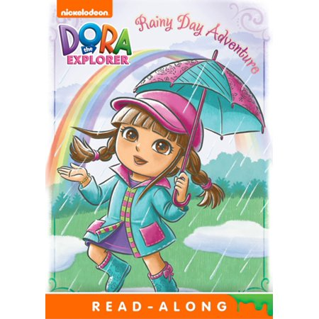 - Rainy Day Adventure (Dora the Explorer) - eBook