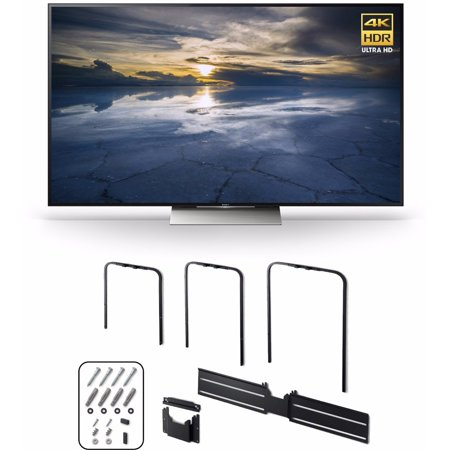 Sony XBR65X930D 65-Inch 4K HDR (2016 Model) +Sony Television Wall Mount SUWL810 by