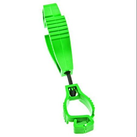 Glove Guard Glove Clips Green Color