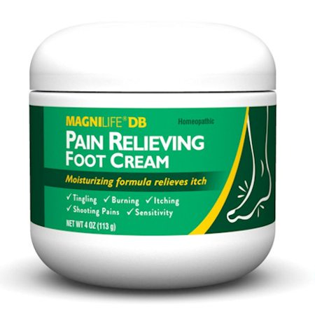Homeopathic Pain Relief Healing Foot Cream - Soothing & Anti-Itch - 4 (Aha Exfoliating Foot Cream)