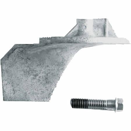 Quicksilver 822777Q 1 Trim Tab Anode Mercury Mariner Aluminum