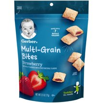 Baby & Toddler Snacks: Gerber Bitty Bites