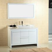 Adornus Alexa 48'' Single Vanity with Mirror