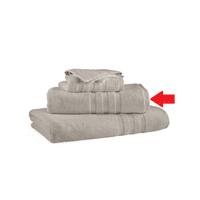 """Polo Ralph Lauren Palmer Bath Brian Gray Hand Towel 16"""" X 32"""" IN"""