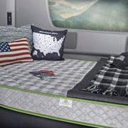 """RV Travel Comfort 5.5"""" Mattress-In-A-Box - Three Quarter - 48 x 75"""