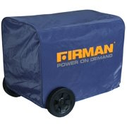 Firman 1002 Medium Portable Generator Cover, Dimensions: 18.3W x 25.4D x 19.5H in. By Firman Power Equipment Ship from US