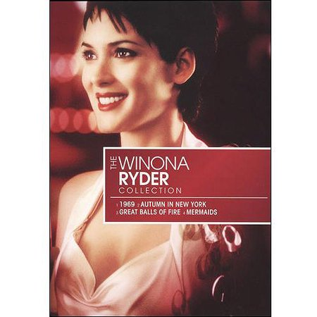 The Winona Ryder Star Collection  Mermaids   Autumn In New York   Great Balls Of Fire   1969