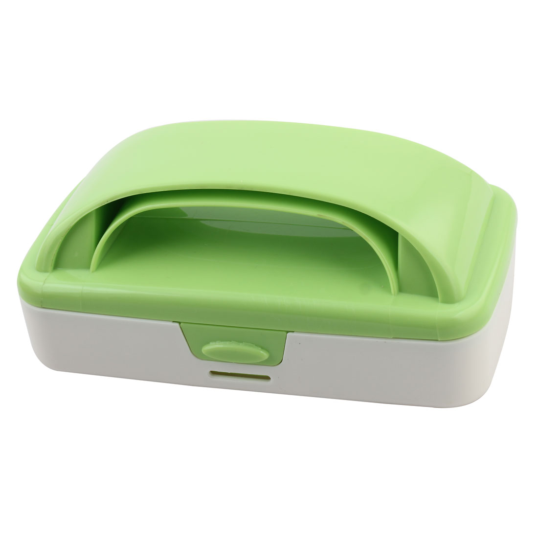 Household Bed Clothes Plastic Dual purpose Dust Removing Collector Brush Green - image 4 of 4