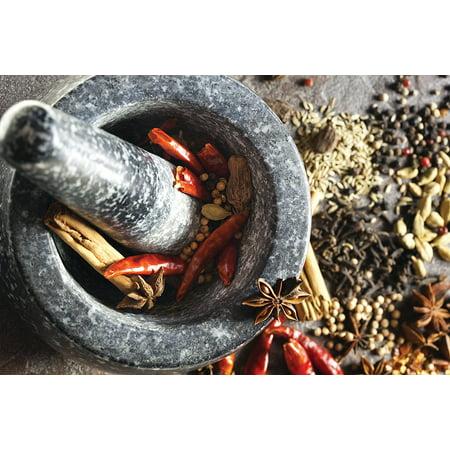 Swissmar Sage Mortar and Pestle, Gray
