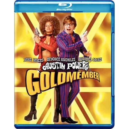 Austin Powers In Goldmember (Blu-ray) - Austin Powers Halloween