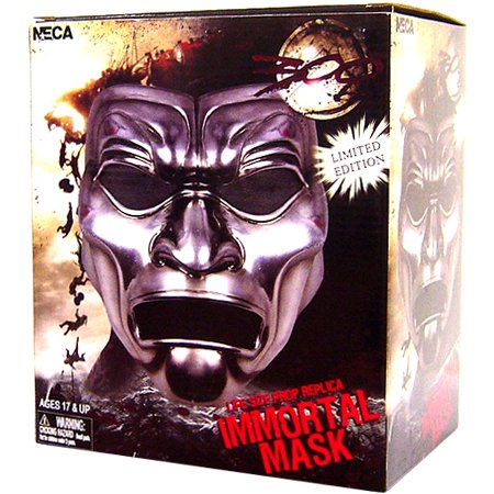 NECA 300 Immortal Mask Prop Replica