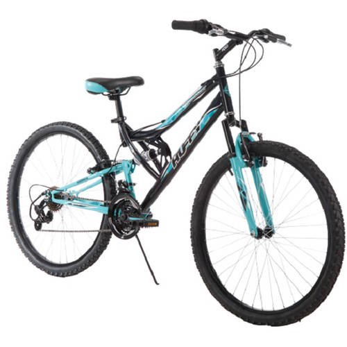 Trail Mountain Bikes >> Huffy 26 Trail Runner Womens Mountain Bike Black Walmart Com