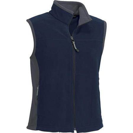 North End Ladies Microfleece Vest. 78041 Womens Microfleece Vest