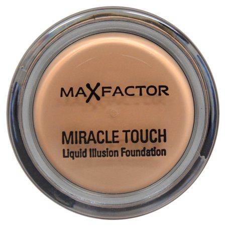 Max Factor Miracle Touch Liquid Illusion Foundation  70 Natural  0 41 Oz