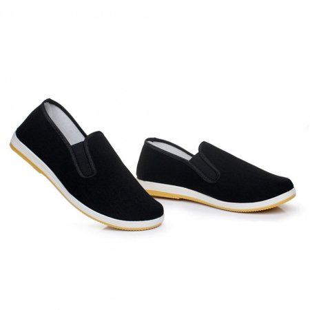 Martial Arts Kung Fu Slip On Casual Shoes ()
