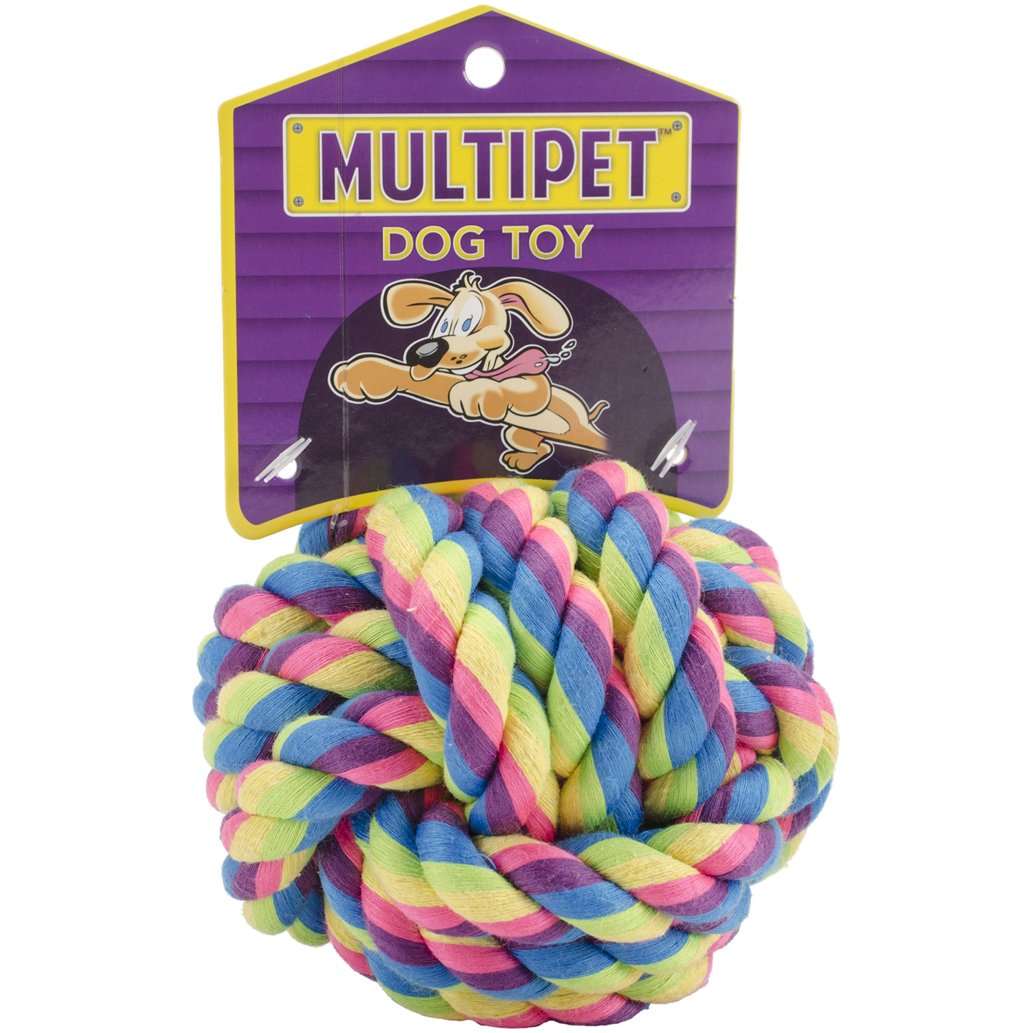 Multipet Nuts for Knots, Medium, 4""
