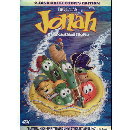 Jonah: A VeggieTales Movie (Collector's Edition) (Widescreen, Full Frame)
