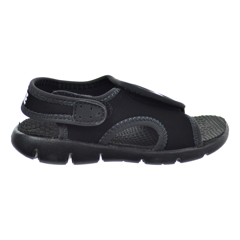 Nike Sunray 4 Adjust Toddler Boys' Sandal Black/grey 9