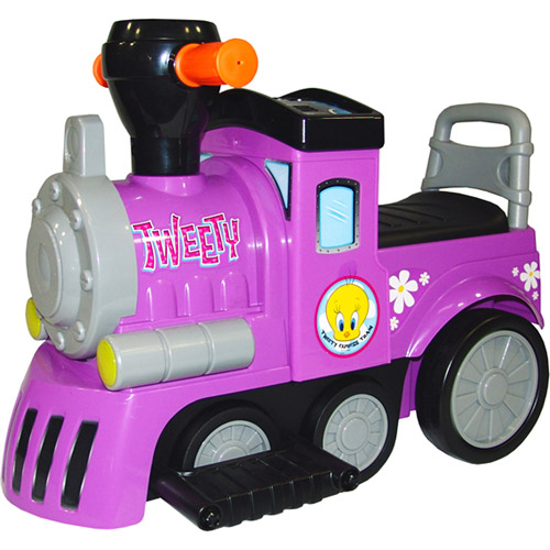 Looney Tunes Tweety Mini Express Train 6-Volt Battery-Powered Ride-On