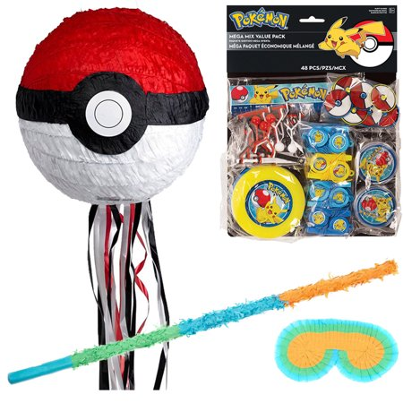 Pokemon 3D Pinata Deluxe Kit - Wholesale Pokemon