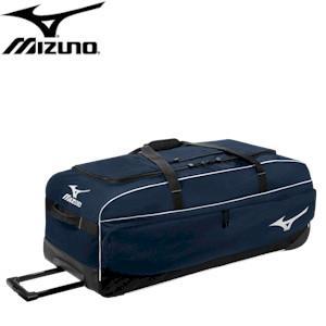 Mizuno MX Equipment Wheel Bag - Navy OSFA