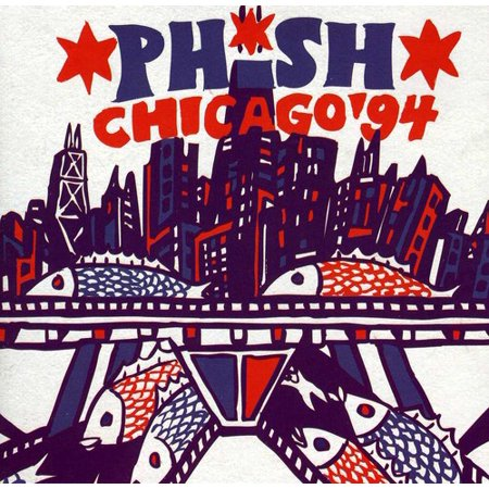 Phish: Chicago 94 (CD)