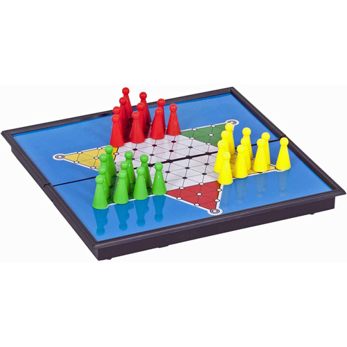 Magnetic Chinese Checkers, Travel Size
