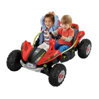 (cai) Fisher-price Power Wheels Dune Rac